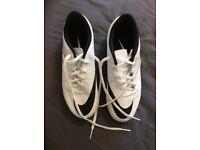 Nike hypervenom size 5 football boots