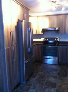 High end, newly built 3 bedroom apartment