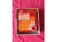 Body heat wrap - used