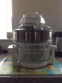 Halogen multi-function cooker
