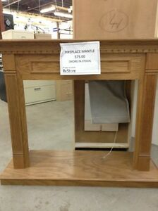 Fireplace Mantles at Waterloo Restore Kitchener / Waterloo Kitchener Area image 1