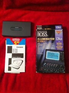 CASIO Business Organizer Digital Diary PDA - 128KB. Sarnia Sarnia Area image 1