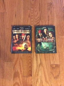 Kids/Adult DVD (Pirates of the Caribbean)