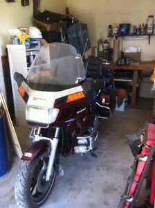 1984 Gold Wing Interstate