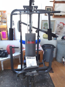Weider full work out gym