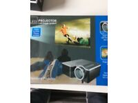 Mini HD LED Projector