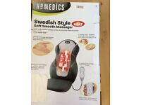 Homedics Swedish style chair massager