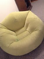 large size bean less chair