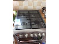 Hot point gas cooker and double oven £70