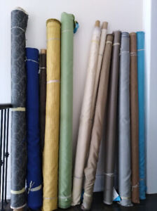 Fabric material / Cloth for Curtain, Couch, cushions, headboard