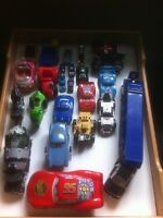 Cars trailers and transformers 25c to $5