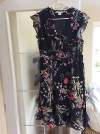 H&M Mama Wrapover dress