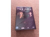 The Fall series 1-3 DVD box set BRAND NEW