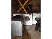 8x washing machines spares or repair £50 the lot.