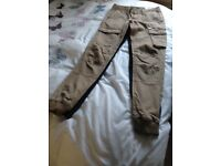 Two pair cargo pants (new)