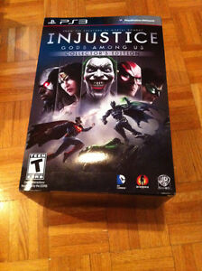 Injustice: Gods Among Us Collectors Edition BNIB