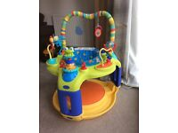 Bright starts bounce about activity centre jumperoo