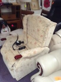 Celebrity Remote Control Recliner Chair