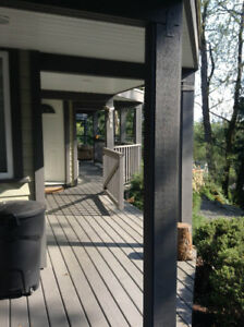 1BR Available in 2BR Basement Suite, Deep Cove, Quiet Area