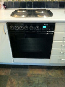 "Miele 24"" Built in oven & cooktop"