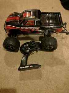 Traxxas stampede rc
