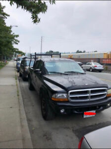 2002 Dodge Dakota Pickup Truck OBO
