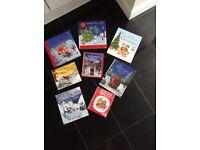 Bargain....Christmas children books x 8