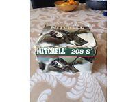 Mitchell 208s fishing reel
