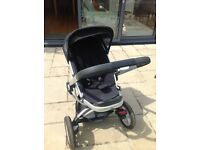 Pram/Quinny Buzz travel system