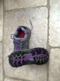 Girls Karrimor Walking Boots - £10