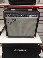 30 watt Fender amp