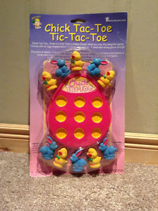 Easter tic-tac-toe set
