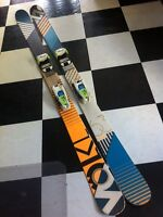 Volkl Ledge Twin Tip Skis