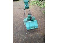 Qualcast mower