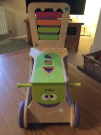 Boikido push and play walker wagon