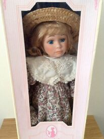 Special Collector's Edition Porcelain Doll