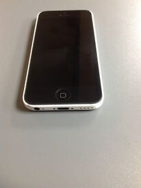 Apple iPhone 5c - 16GB - White - EE Network - Good Condition - With Receipt