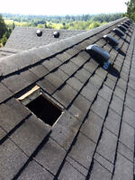 Roofing solutions,affordable results by insured roofers