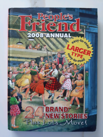 The People's Friend Annual 2008