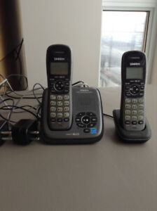 HOUSE PHONES UNIDEN 6.0 ANSWERING SYSTEM