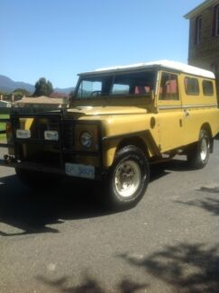 4x4 Land Rover series III.  Troop carrier Bellerive Clarence Area Preview