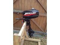 Mercury 3.3 outboard