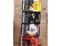 Robert Muchamore books Cherub series