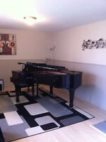 Piano lessons - several spots remaining