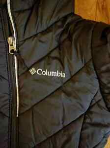 Girl's Size 4/5 (XXS) Columbia Winter Jacket, Euc London Ontario image 2