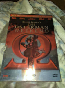 DVD movies excellent condition including osterman 3$ each