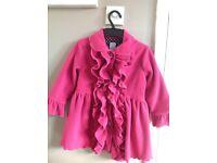 Girls coat age 5