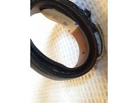 Paul Smith Belt with Naked Lady detail