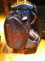 Set golf cobra 2014-2015 droitier stiff blade scotty staff bag