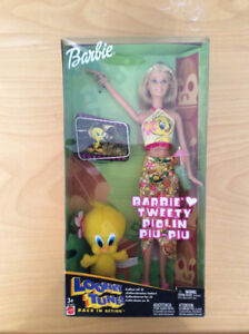 BUBBA - RARE Collectible Barbies items #2